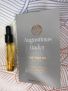 Augustinus Bader The Face Oil 2.2ml Sample Size Brand New