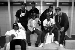 NWA POSTER 24 x 36 inch Poster Photo Print Wall Art Home A