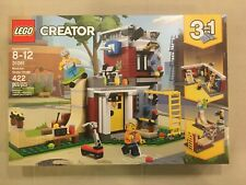 New ListingLego 31081 – Modular Skate House – Creator 3-in-1 – New Sealed