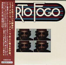 AIRO FOGO - AIRO FOGO (1976) Japan CD reissue (Paper Sleeve)