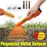 Metallsuchgerät Metalldetektor Pin Pointer Pinpointer Wasserdicht + Holster W6I2