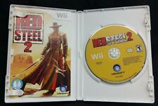 Red Steel 2 Nintendo Wii/Wii U Rare Complete