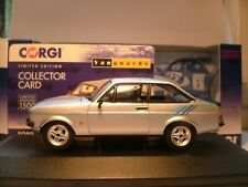 SUPERB NEW VANGUARDS 1/43 1980 FORD ESCORT MK2 1.6 HARRIER RHD  OUTSTANDING NLA