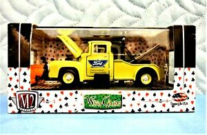 M2 MACHINES 1956 FORD F-100, WILD CARDS SERIES RELEASE WC03, 2012 MFG YEAR