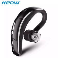 Mpow 028 Wireless Earbud Bluetooth 4.1 Single Headset 6H Talking Time