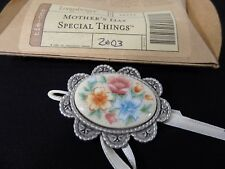 Longaberger 2003 Mother's Day Special things Tie On