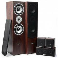 5.0 HEIMKINO HOME CINMA SOUND SYSTEM DESIGN HIFI LAUTSPRECHER BOXEN SET 350W RMS