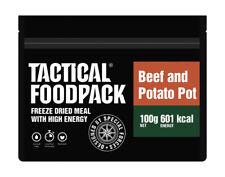 TACTICAL FOODPACK® Beef and Potato Pot 2er Pack 200g Rindfleisch-Kartoffel-Topf