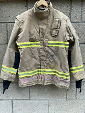 More details for ex fire & rescue jacket tunic fire service firefighter thermal bristol unifor...