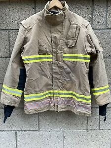 Ex Fire & Rescue Jacket Tunic Fire Service Firefighter Thermal Bristol Unifor...