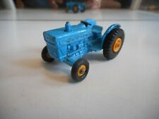 Matchbox Lesney Ford Tractor in Blue