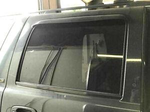 2001-2007 Chevy Silverado 1500 2500 3500 Passenger Rear Door Glass Genuine OEM