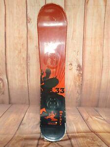 Snowboard 133cm NIDECKER MATRIX #London 1193