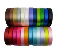 25-100 yard SATIN TYING RIBBON Elganza FULL ROLL 6, 10, 15, 25, 38mm