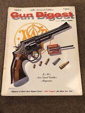 Gun Digest 1962 16th Annual Edition