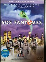 DVD - SOS FANTOMES - SIGOURNEY WEAVER, BILL MURRAY - 1ERE EDITION - ZONE 2