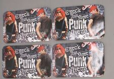 "Check Out More Punk Items for Retail Stores Signage Signs 9"" x 14"" LOT OF 4"