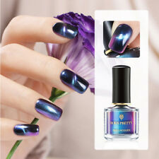 6ml BORN PRETTY 3D Magnetic Nail Polish Chameleon Cateye Varnish Aurora Borealis