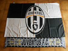 flag scarf football juventus calcio bandiera sciarpa