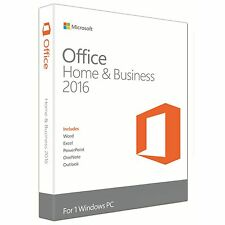 Microsoft T5d-02826 - Office H & B 2016 Win Eng Medialess P2