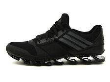 adidas Springblade Solyce Mens Running Shoes Trainers UK 8 to 10.5 Black UK 8.5 EU 42 2/3 US 9