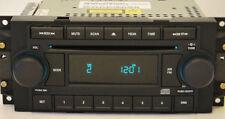 REF JEEP Stock OEM Radio AM/FM CD Player 05 06 07 08 09 Factory Satellite Stereo
