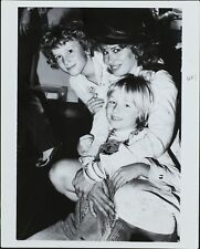 Karen Black, Hunter, Zoe Williams ORIGINAL PHOTO HOLLYWOOD Candid