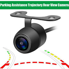 Car Dynamic Trajectory Moving Guide Line Rear View Reverse Camera + 6 Meter Line