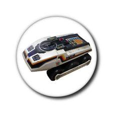 Magneclix magnético diseño intercambiables-Big Trak-años 80 Retro