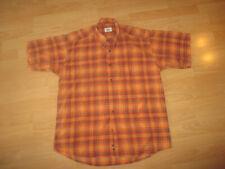 Lacoste...Herren Hemd Gr.43...Kurzarm...aus 100 % Baumwolle