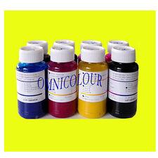 800ml pigment refill ink for HP 38 cartridge B9180/gp  B8850 refillable