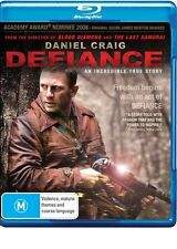 Defiance (Blu-ray, 2017) NEW