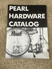 VINTAGE MUSICAL INSTRUMENT CATALOG 1993 PEARL DRUM HARDWARE