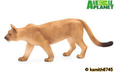 Mojo Animal Planet MOUNTAIN LION solid plastic toy wild zoo cat puma * NEW