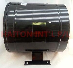 "12"" Inline Mixed Flow Duct Fan/Oblique flow fan with bracket without plug Φ300"