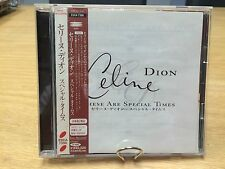 Celine Dion - These Are Special Times - Japan W/OBI
