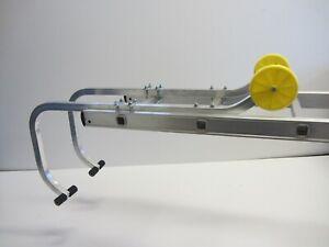 Universal Roof Hook Kit Aluminium Extension Ladders