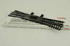 Märklin K-Gleis Doppelkreuzungsweiche 225 mm (Arti.-Nr.2275) NEUWARE