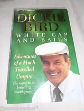 DICKIE BIRD -WHITE CAP AND BALLS 1999