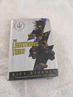 The Lightning Thief By Rick Riordan 2nd Printing First Edition 2005