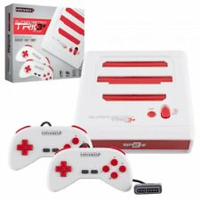 Retro-Bit Super RetroTrio+ Plus HD SNES/NES/Sega Genesis Console 720p HDMI NEW