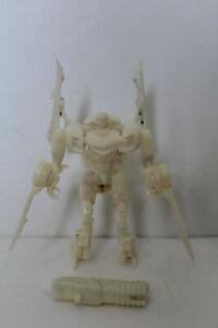 Transformers Dark of the Moon Darksteel Prototype Test Shot complete DOTM Hasbro