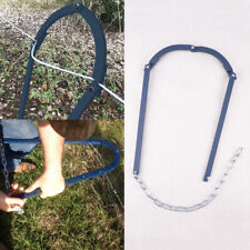 Garden Chain Fencing Strainer Fence Fixer Barbed Wire Tightener Repair Tool