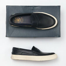 Cole Haan Pinch Weekender LX Navy Blue Penny Loafers - Men's 7.5 M