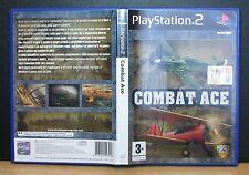 COMBAT ACE - PS2 - PlayStation 2 - PAL - Italiano - Usato