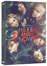 HERE & NOW 1 (2018): Holly Hunter and Tim Robbins - TV Season Series  DVD NEW UK