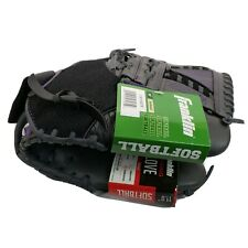 "Franklin 11"" Fastpitch Pro Series Softball Glove RHT Purple/Grey NEW WITH TAGS"