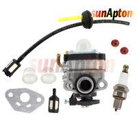 Carburetor For Troy-Bilt Ryobi Trimmer TB490BC 510r 825r 875r 791-182654 Carb