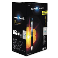 uni-ball Signo 207 Retractable Gel Pen Blue Ink 0.7mm 36/Box 1921064