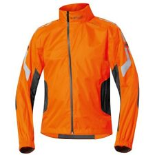 Held Wet Tour Jacket Regenjacke 3xl Schwarz/orange